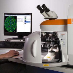 inVia Confocal Raman Microscope Spectrocopy